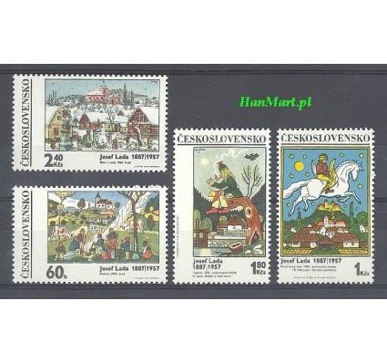 Czechosłowacja 1970 Mi 1935-1938 Czyste **