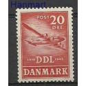 Dania 1943 Mi 280 Czyste **