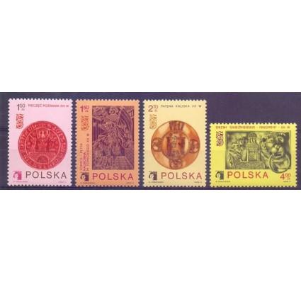 Znaczek Polska 1973 Mi 2258-2261 Fi 2111-2114 Czyste **