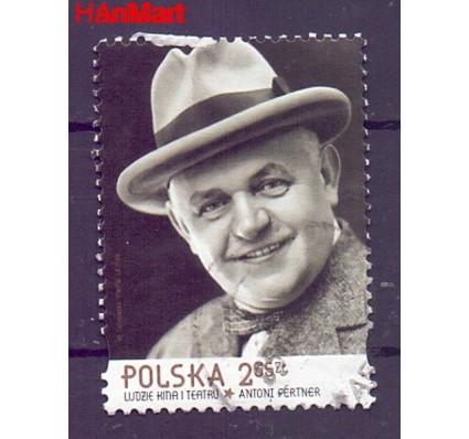 Znaczek Polska 2014 Stemplowane