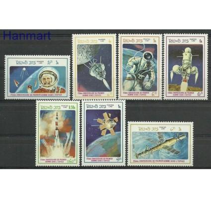 Znaczek Laos 1986 Mi 904-910 Czyste **