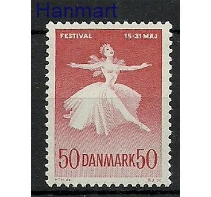 Dania 1965 Mi 435y Czyste **