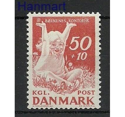 Znaczek Dania 1965 Mi 436 Czyste **