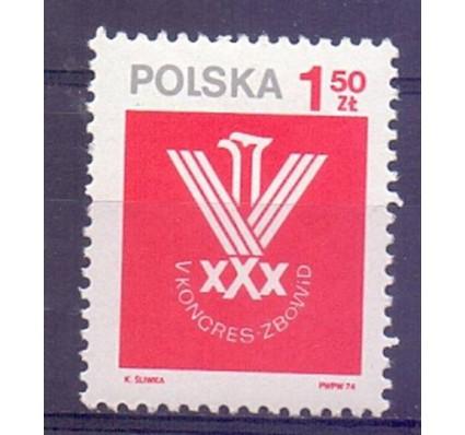 Znaczek Polska 1974 Mi 2312 Fi 2164 Czyste **