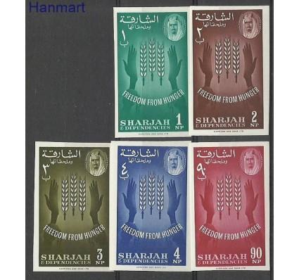 Znaczek Sharjah 1963 Czyste **