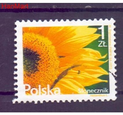 Znaczek Polska 2015 Stemplowane