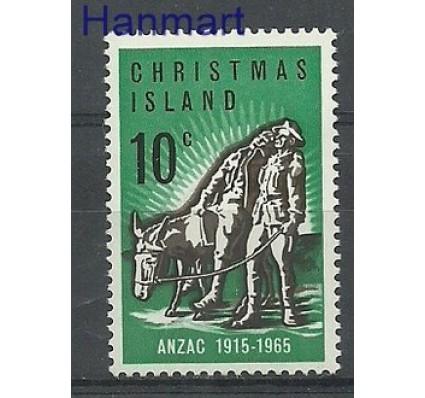 Znaczek Wyspa Bożego Narodzenia 1965 Mi 21 Czyste **