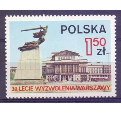 Znaczek Polska 1975 Mi 2353 Fi 2206 Czyste **