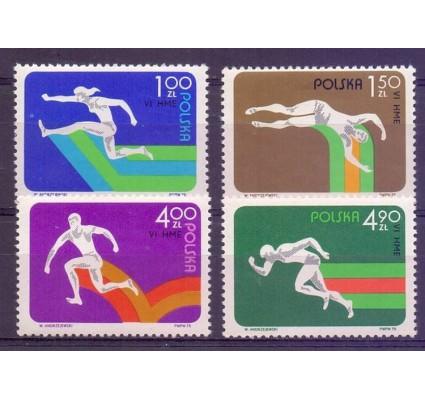 Polska 1975 Mi 2363-2366 Fi 2216-2219 Czyste **