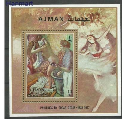 Znaczek Ajman / Adżman 1971 Mi bl 276 Czyste **