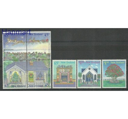 Znaczek Nowa Zelandia 1992 Mi 1254-1260 Czyste **