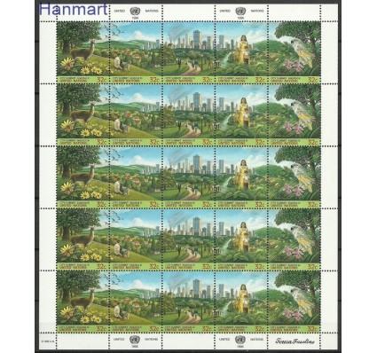 Znaczek Narody Zjednoczone Nowy Jork 1996 Mi 711-715 Czyste **