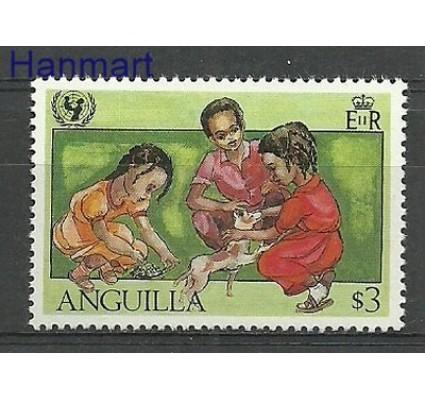 Znaczek Anguilla 1981 Mi 449 Czyste **