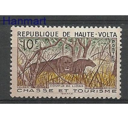Znaczek Burkina Faso 1962 Mi 103 Czyste **