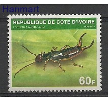 Znaczek Wybrzeże Kości Słoniowej 1980 Mi 657 Czyste **