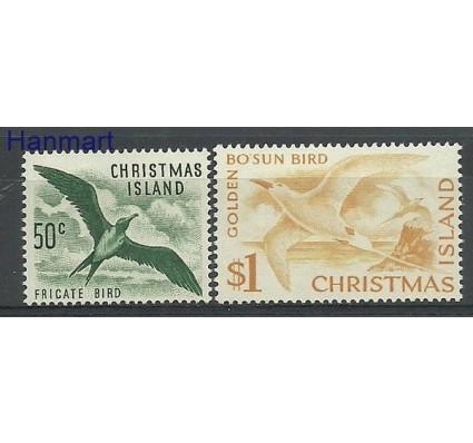 Znaczek Wyspa Bożego Narodzenia 1963 Mi 19-20 Czyste **