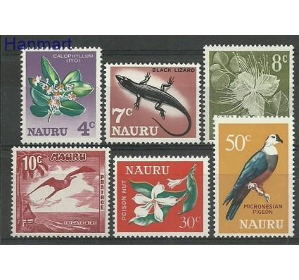 Znaczek Nauru 1966 Mi 58+60-62+65+67 Czyste **