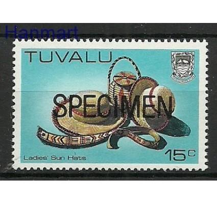 Znaczek Tuvalu 1984 Mi spe 221 Czyste **