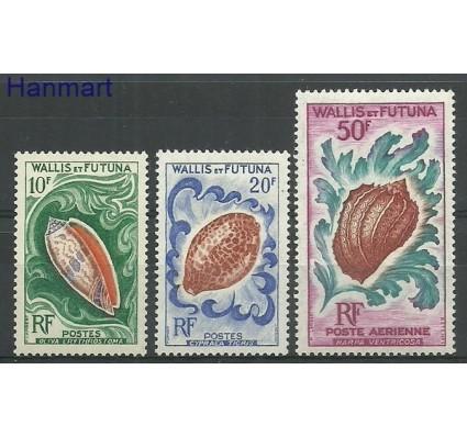 Znaczek Wallis et Futuna 1963 Mi 197-199 Czyste **