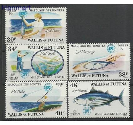 Znaczek Wallis et Futuna 1979 Mi 332-336 Czyste **