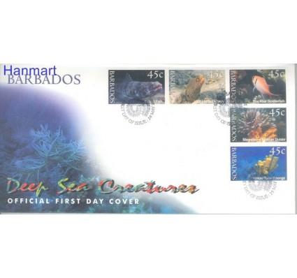 Znaczek Barbados 2001 Mi 1006 FDC