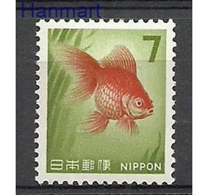 Znaczek Japonia 1966 Mi 928y Czyste **