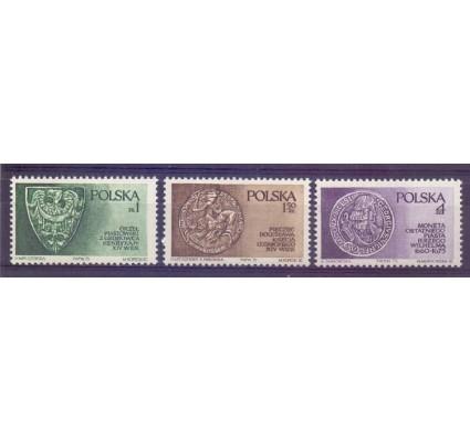 Znaczek Polska 1975 Mi 2416-2418 Fi 2269-2271 Czyste **