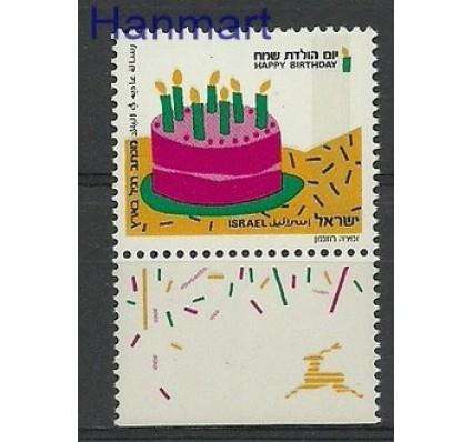 Znaczek Izrael 1991 Mi 1185 Czyste **