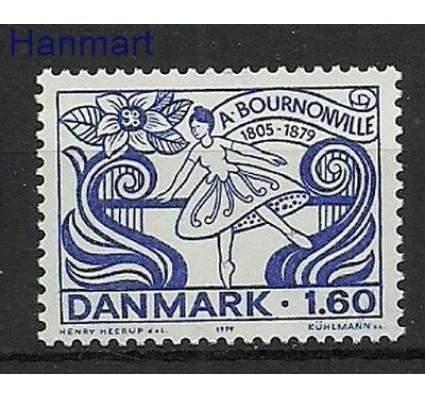 Znaczek Dania 1979 Mi 696 Czyste **