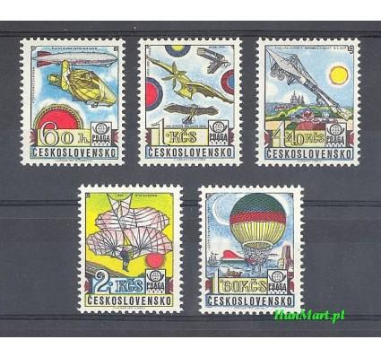 Czechosłowacja 1977 Mi 2396-2400 Czyste **