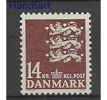 Znaczek Dania 1982 Mi 756 Czyste **