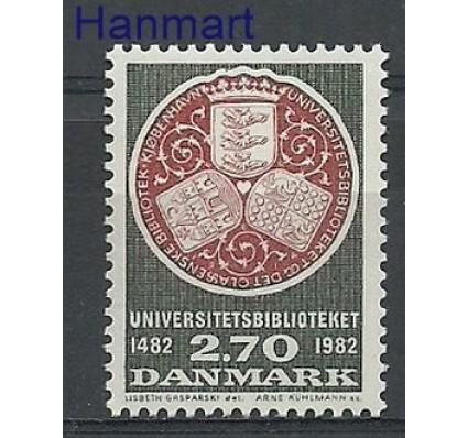 Znaczek Dania 1982 Mi 766 Czyste **