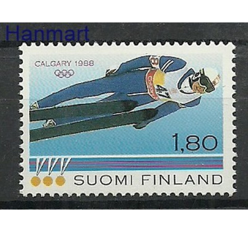 Finlandia 1988 Mi 1049 Czyste **