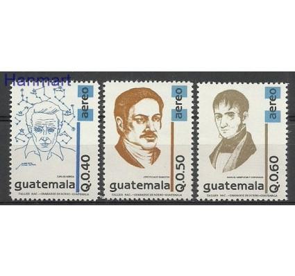 Znaczek Gwatemala 1996 Mi 1353-1355 Czyste **