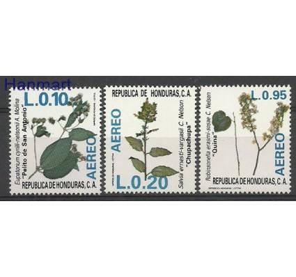 Znaczek Honduras 1987 Mi 1046-1048 Czyste **