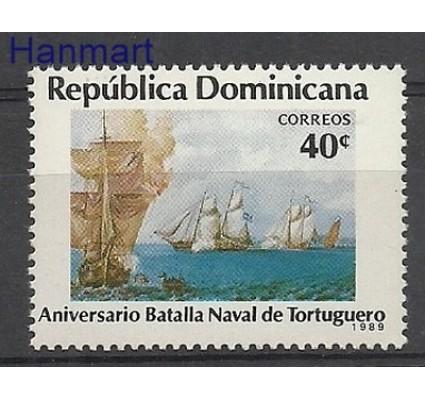 Znaczek Dominikana 1989 Mi 1581 Czyste **
