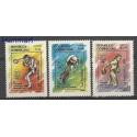 Dominikana 1991 Mi 1631-1633 Czyste **