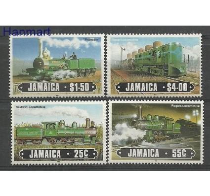 Znaczek Jamajka 1985 Mi 616-619 Czyste **