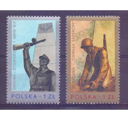 Polska 1976 Mi 2442-2443 Fi 2295-2296 Czyste **