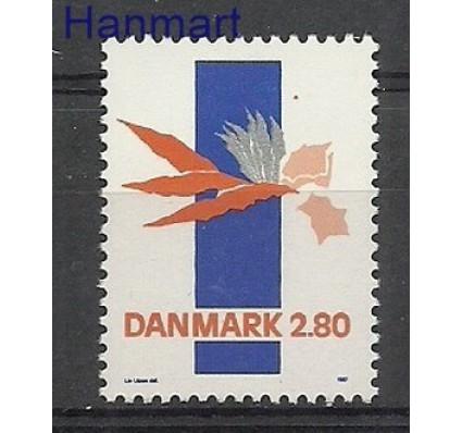 Znaczek Dania 1987 Mi 889 Czyste **