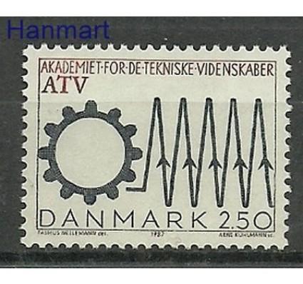 Znaczek Dania 1987 Mi 894 Czyste **