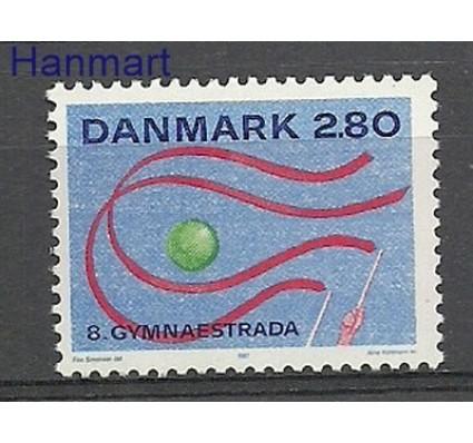 Znaczek Dania 1987 Mi 897 Czyste **