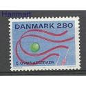 Dania 1987 Mi 897 Czyste **