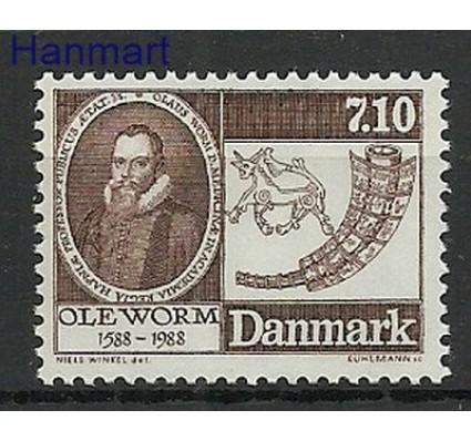 Znaczek Dania 1988 Mi 916 Czyste **