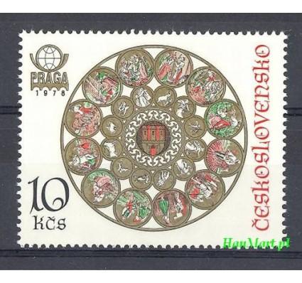 Czechosłowacja 1978 Mi 2456 Czyste **