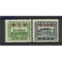 Dania 1921 Mi 116-117 Z podlepką *