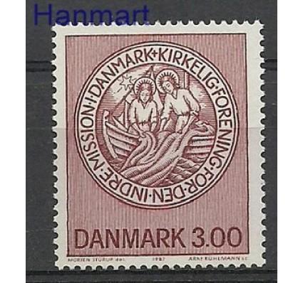 Znaczek Dania 1987 Mi 904 Czyste **