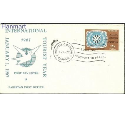 Znaczek Pakistan 1967 Mi 234 FDC
