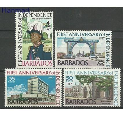 Znaczek Barbados 1967 Mi 266-269 Czyste **