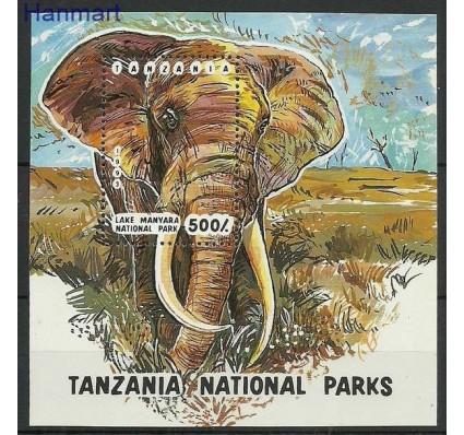 Znaczek Tanzania 1993 Mi bl 228 Czyste **